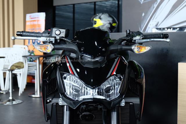 Kawasaki Z900 2018 về Việt Nam, thêm màu sơn mới, giá không đổi - Ảnh 12.