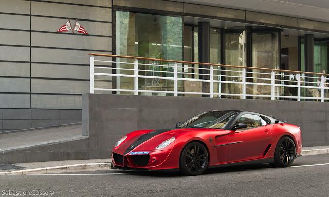 Những hình ảnh này cho thấy, Monaco không hổ danh là thiên đường siêu xe của thế giới - Ảnh 22.