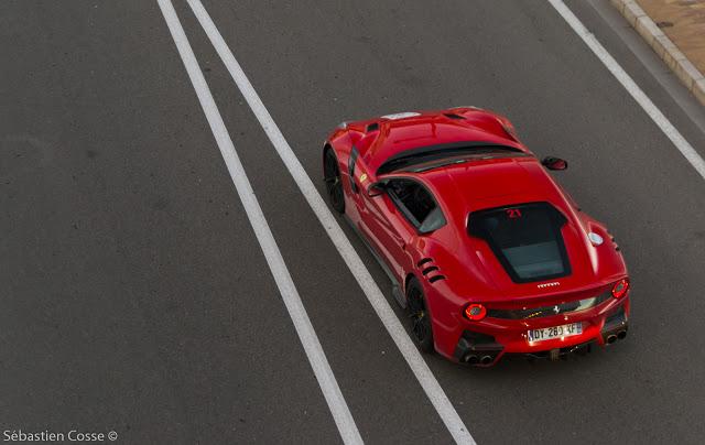 Những hình ảnh này cho thấy, Monaco không hổ danh là thiên đường siêu xe của thế giới - Ảnh 12.