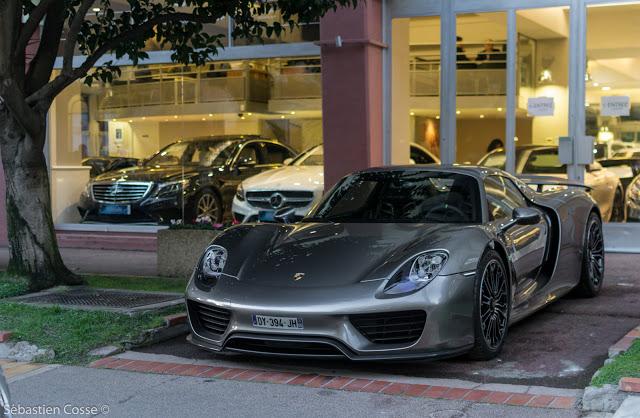 Những hình ảnh này cho thấy, Monaco không hổ danh là thiên đường siêu xe của thế giới - Ảnh 4.