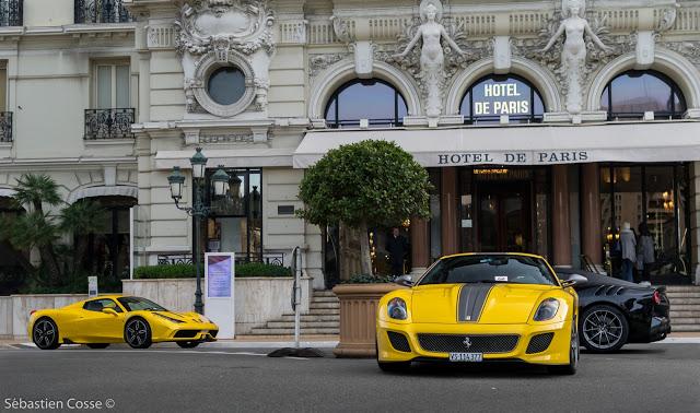 Những hình ảnh này cho thấy, Monaco không hổ danh là thiên đường siêu xe của thế giới - Ảnh 9.