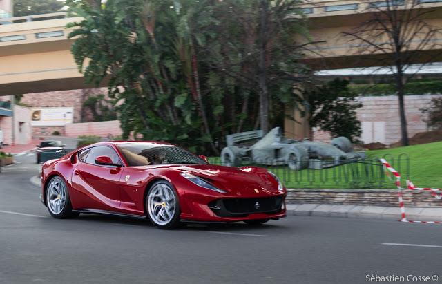 Những hình ảnh này cho thấy, Monaco không hổ danh là thiên đường siêu xe của thế giới - Ảnh 16.
