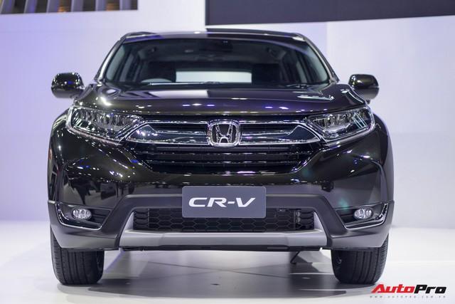 Giá lăn bánh ước tính của Honda CR-V 2018 tại Việt Nam - Ảnh 2.
