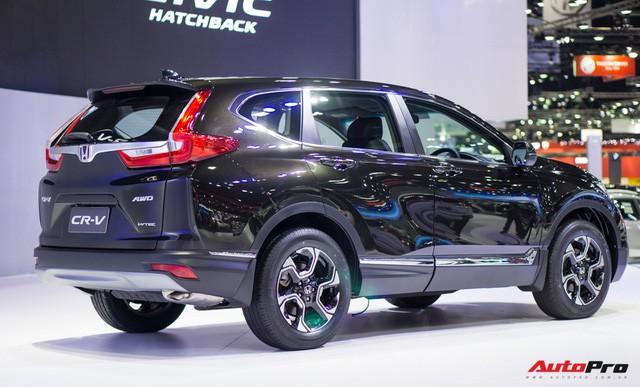 Giá lăn bánh ước tính của Honda CR-V 2018 tại Việt Nam - Ảnh 3.