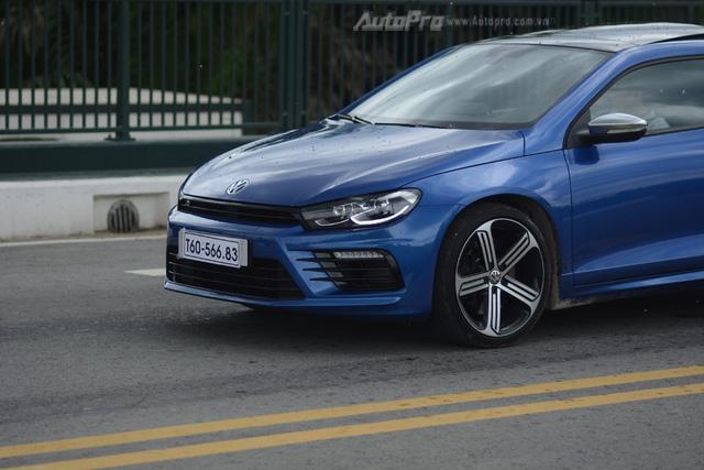 Làm quen với cặp đôi Scirocco 2017 sẽ được hãng Volkswagen trưng bày tại triển lãm VIMS 2017 - Ảnh 9.