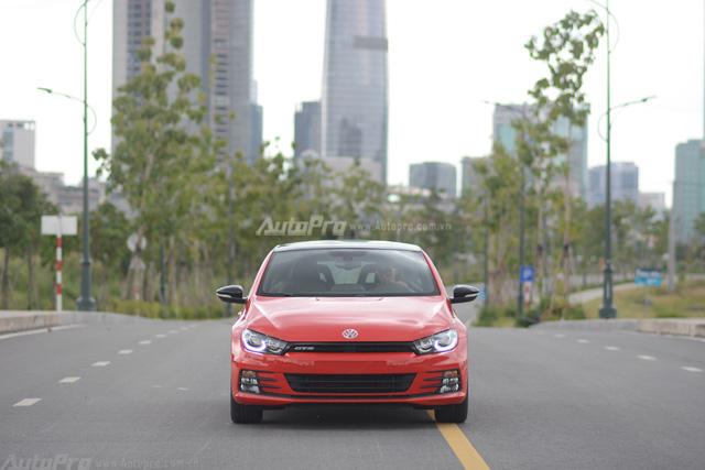 Làm quen với cặp đôi Scirocco 2017 sẽ được hãng Volkswagen trưng bày tại triển lãm VIMS 2017 - Ảnh 1.