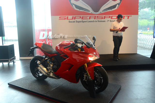 Cặp đôi Ducati SuperSport 2017 ra mắt tại Việt Nam, giá từ 514 triệu Đồng - Ảnh 3.