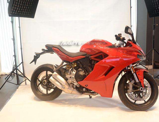 Cặp đôi Ducati SuperSport 2017 ra mắt tại Việt Nam, giá từ 514 triệu Đồng - Ảnh 6.