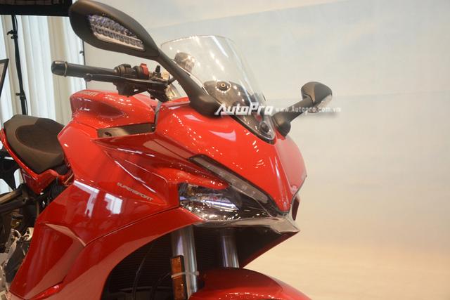 Cặp đôi Ducati SuperSport 2017 ra mắt tại Việt Nam, giá từ 514 triệu Đồng - Ảnh 16.