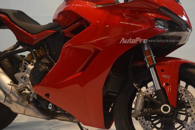 Cặp đôi Ducati SuperSport 2017 ra mắt tại Việt Nam, giá từ 514 triệu Đồng - Ảnh 13.