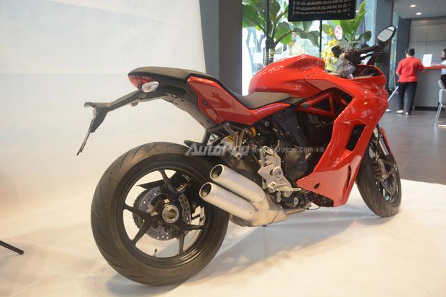Cặp đôi Ducati SuperSport 2017 ra mắt tại Việt Nam, giá từ 514 triệu Đồng - Ảnh 9.
