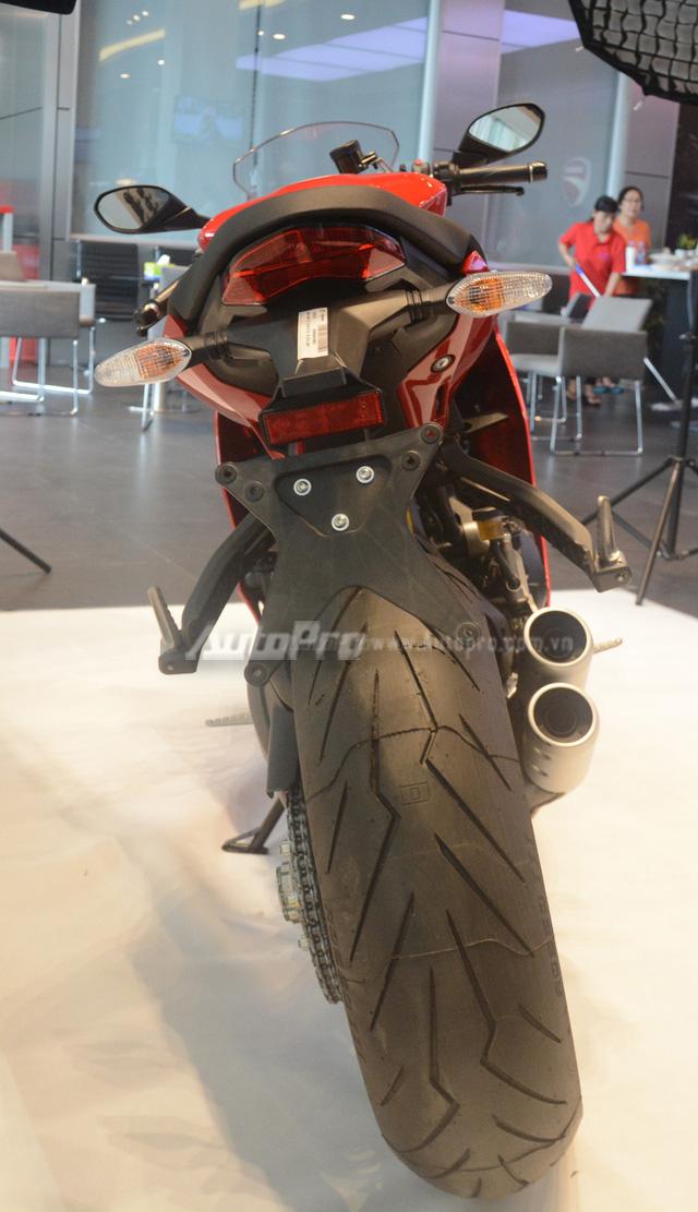 Cặp đôi Ducati SuperSport 2017 ra mắt tại Việt Nam, giá từ 514 triệu Đồng - Ảnh 15.