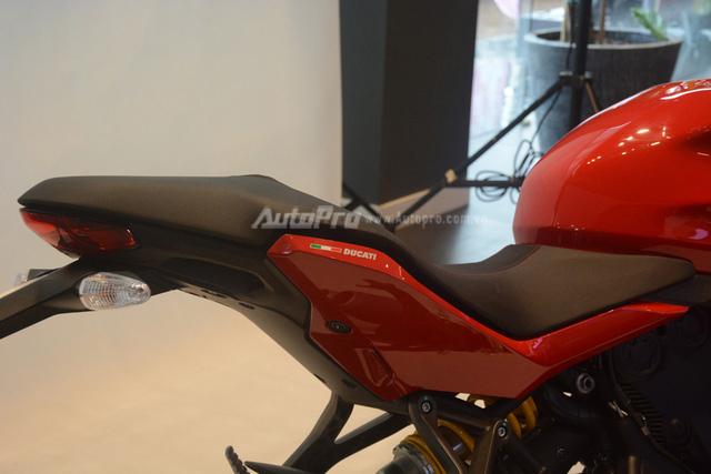 Cặp đôi Ducati SuperSport 2017 ra mắt tại Việt Nam, giá từ 514 triệu Đồng - Ảnh 18.