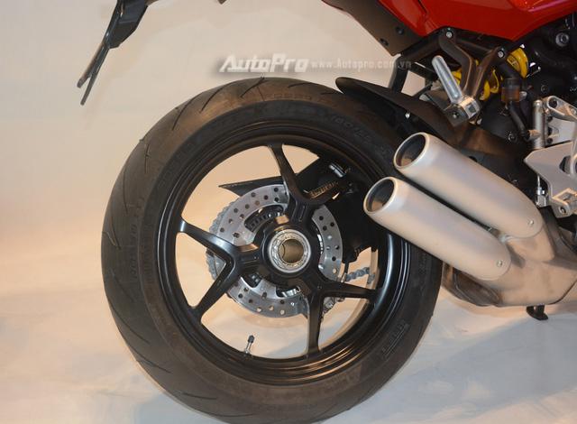 Cặp đôi Ducati SuperSport 2017 ra mắt tại Việt Nam, giá từ 514 triệu Đồng - Ảnh 11.