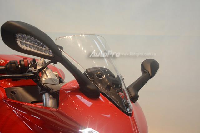 Cặp đôi Ducati SuperSport 2017 ra mắt tại Việt Nam, giá từ 514 triệu Đồng - Ảnh 19.