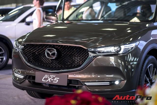 Thêm 70 triệu đồng, khách hàng nhận được gì từ Mazda CX-5 2018? - Ảnh 1.