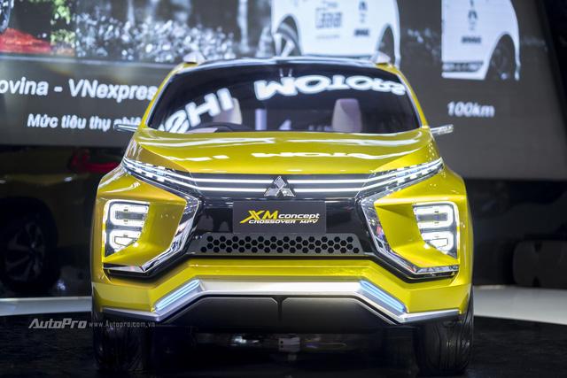 Điểm danh những mẫu xe vừa ra mắt tại triển lãm VMS 2017 (Phần 2) - Ảnh 13.