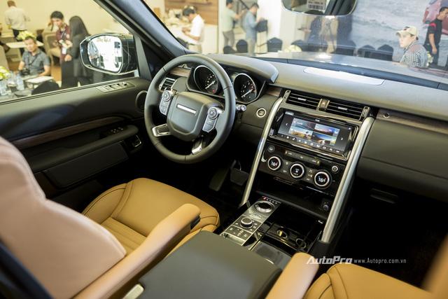 Tay chơi Lạng Sơn tậu Land Rover Discovery thế hệ thứ 5 đầu tiên tại Việt Nam - Ảnh 4.