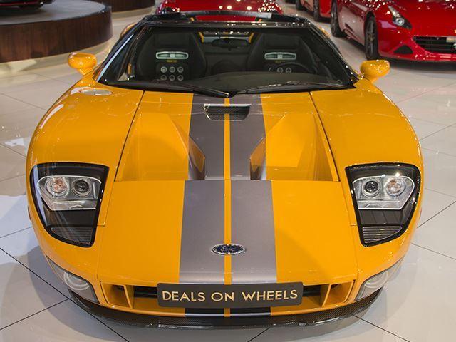 Siêu xe Ford GTX1 cực hiếm đang rao bán 12,3 tỷ Đồng - Ảnh 3.