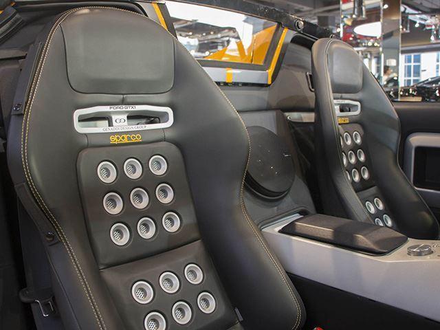 Siêu xe Ford GTX1 cực hiếm đang rao bán 12,3 tỷ Đồng - Ảnh 8.