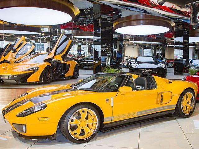 Siêu xe Ford GTX1 cực hiếm đang rao bán 12,3 tỷ Đồng - Ảnh 1.