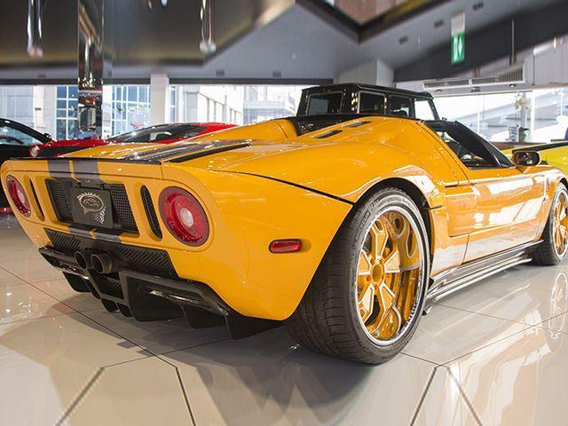 Siêu xe Ford GTX1 cực hiếm đang rao bán 12,3 tỷ Đồng - Ảnh 6.