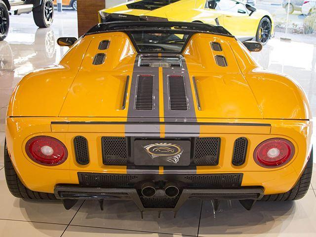 Siêu xe Ford GTX1 cực hiếm đang rao bán 12,3 tỷ Đồng - Ảnh 4.