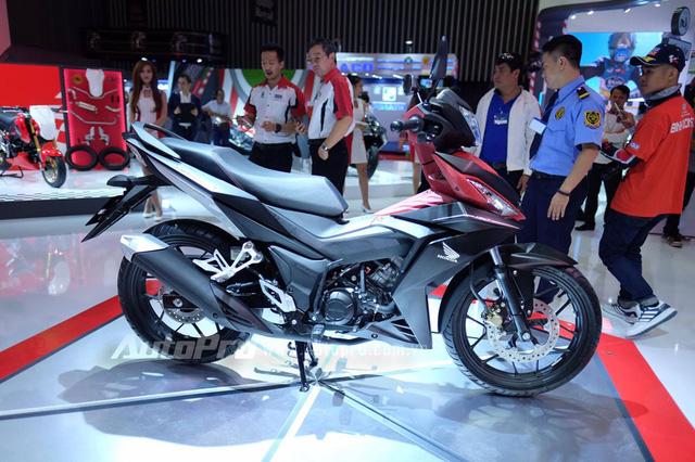 Yamaha Exciter vs Honda Winner - Cuộc đua dường như đã ngã ngũ - Ảnh 1.