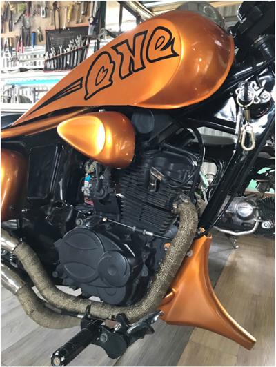 Chiếc Harley-Davidson có giá chỉ 70 triệu Đồng của dân chơi Việt - Ảnh 6.