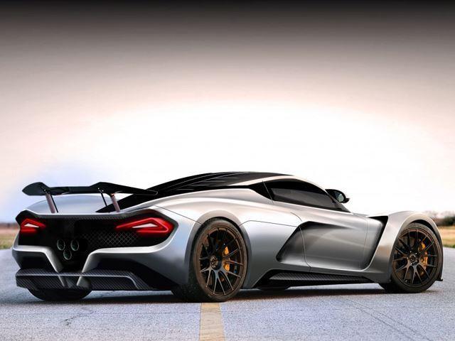 Hennessey lại thách đấu tốc độ với siêu xe đầu bảng Bugatti Chiron - Ảnh 4.