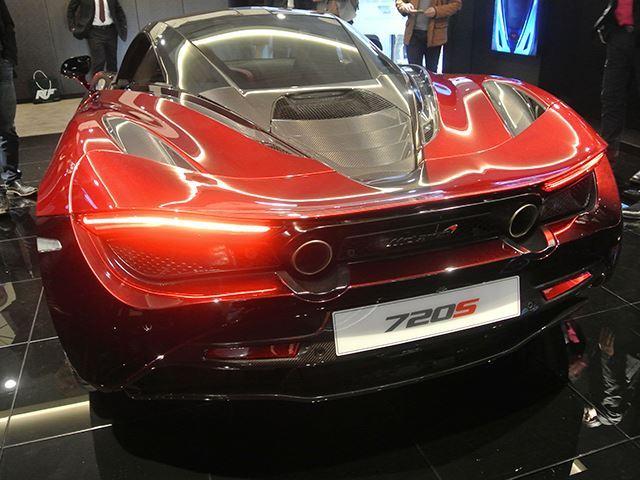 Vừa ra mắt, McLaren 720S đã có phiên bản đặc biệt hơn với giá 9,3 tỷ Đồng - Ảnh 13.