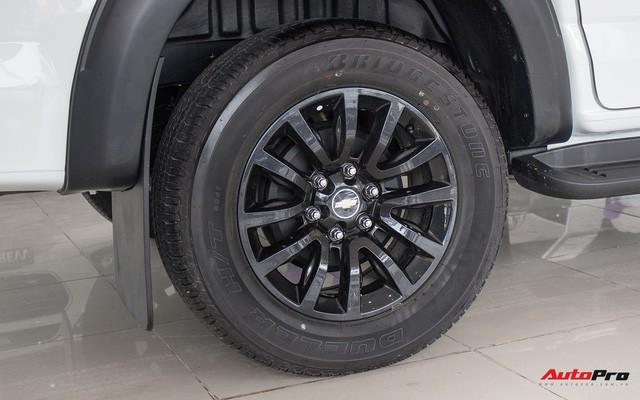Chevrolet Colorado phiên bản giới hạn chính thức ra mắt tại Việt Nam - Ảnh 6.