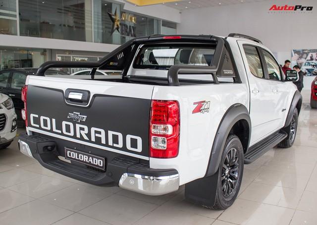 Chevrolet Colorado phiên bản giới hạn chính thức ra mắt tại Việt Nam - Ảnh 7.