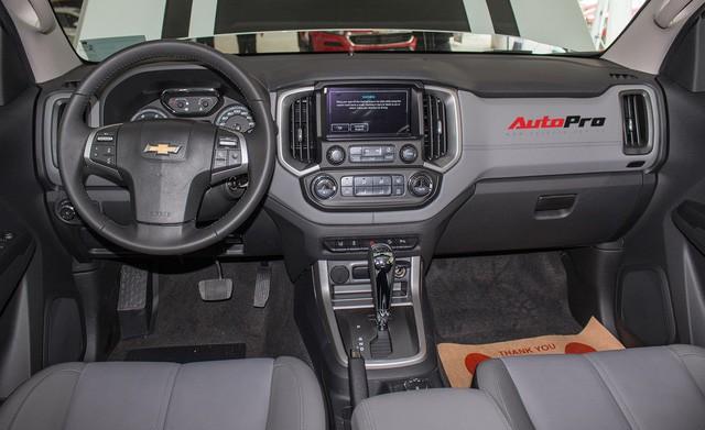 Chevrolet Colorado phiên bản giới hạn chính thức ra mắt tại Việt Nam - Ảnh 9.