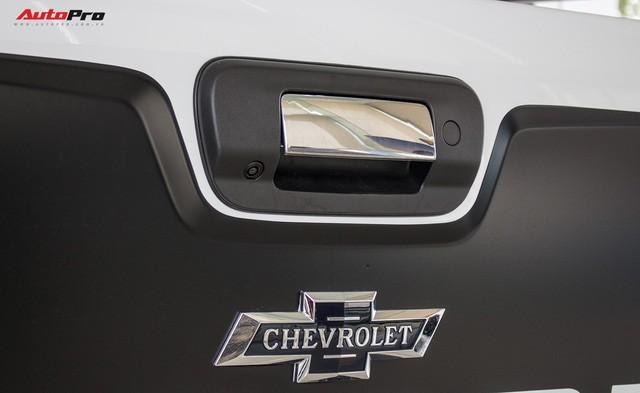 Chevrolet Colorado phiên bản giới hạn chính thức ra mắt tại Việt Nam - Ảnh 8.