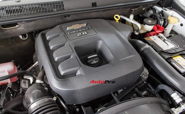 Chevrolet Colorado phiên bản giới hạn chính thức ra mắt tại Việt Nam - Ảnh 4.