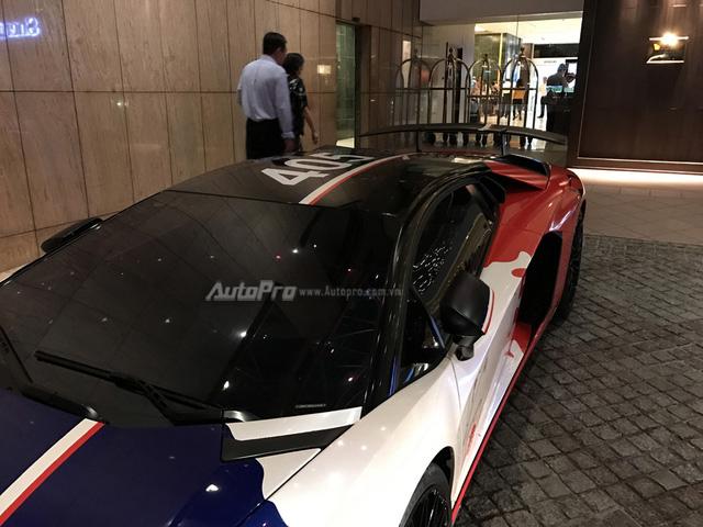 Minh Nhựa lái siêu xe hàng hiếm đến dự đám cưới người bán Richard Mille 18 tỷ Đồng cho mình - Ảnh 9.