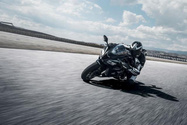 Siêu mô tô Kawasaki ZX-10RR 2018 chính thức trình làng - Ảnh 2.