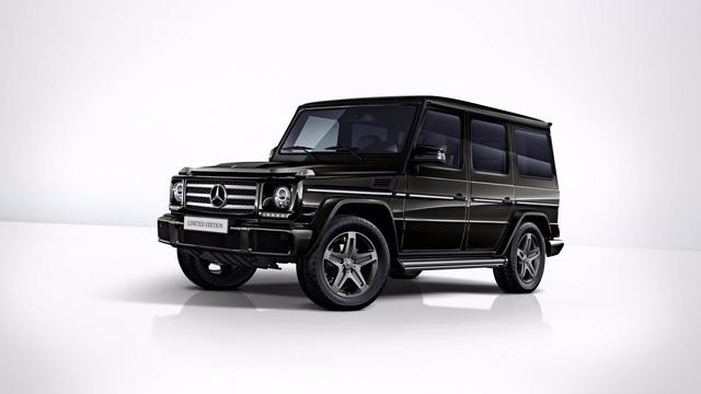 """""""Ông vua địa hình"""" Mercedes-Benz G-Class nói lời tạm biệt bằng phiên bản giới hạn - Ảnh 1."""