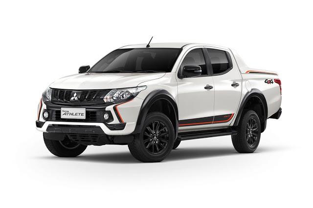 Mitsubishi Triton Athlete ra mắt, cạnh tranh Ford Ranger Wildtrak - Ảnh 5.