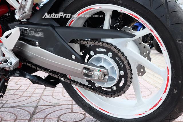 Hàng hiếm Honda CBR250RR phiên bản đặc biệt cập bến Việt Nam, giá hơn 200 triệu Đồng - Ảnh 8.