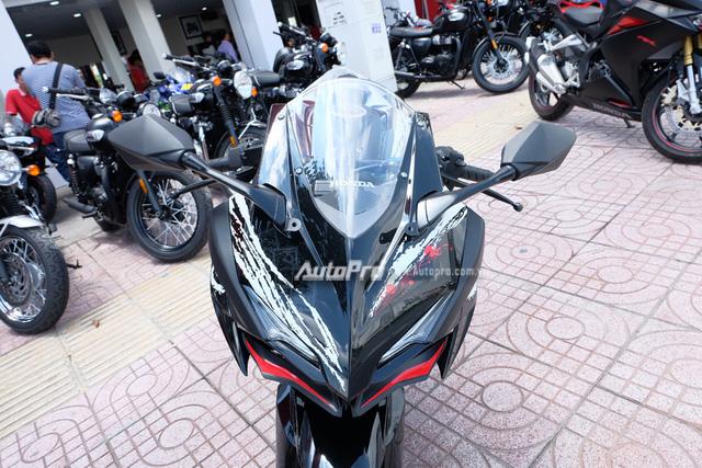 Hàng hiếm Honda CBR250RR phiên bản đặc biệt cập bến Việt Nam, giá hơn 200 triệu Đồng - Ảnh 9.