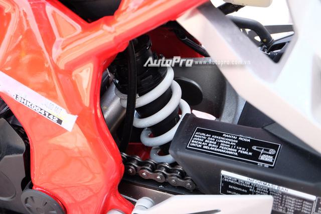 Hàng hiếm Honda CBR250RR phiên bản đặc biệt cập bến Việt Nam, giá hơn 200 triệu Đồng - Ảnh 6.