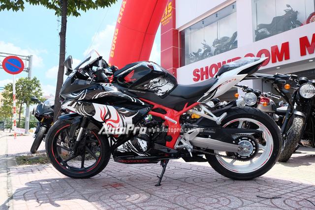 Hàng hiếm Honda CBR250RR phiên bản đặc biệt cập bến Việt Nam, giá hơn 200 triệu Đồng - Ảnh 2.