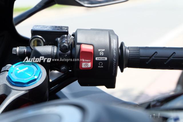 Hàng hiếm Honda CBR250RR phiên bản đặc biệt cập bến Việt Nam, giá hơn 200 triệu Đồng - Ảnh 11.
