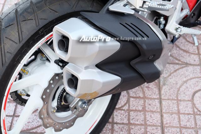Hàng hiếm Honda CBR250RR phiên bản đặc biệt cập bến Việt Nam, giá hơn 200 triệu Đồng - Ảnh 12.