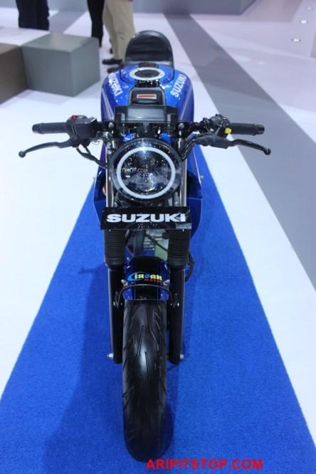 Chiêm ngưỡng phiên bản Café Racer của Suzuki GSX-R150 sắp ra mắt Việt Nam - Ảnh 13.