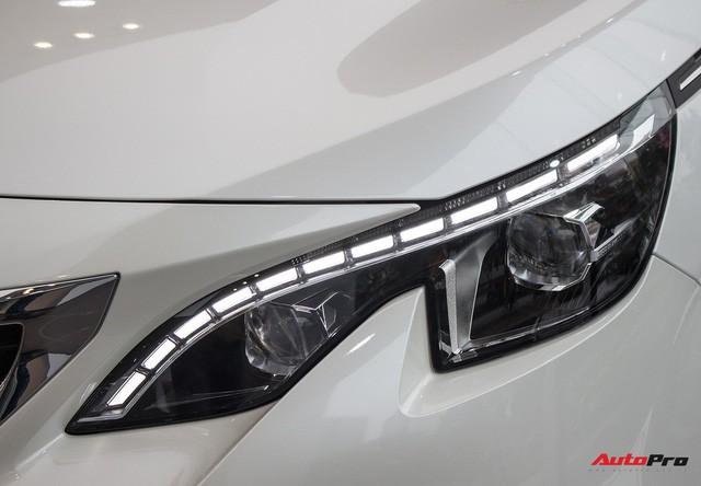 Trải nghiệm nhanh Peugeot 3008 lắp ráp trong nước - đối thủ Mazda CX-5, Honda CR-V tại Việt Nam - Ảnh 2.