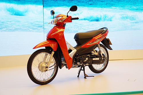 Giá xe máy Honda, Yamaha sau Tết giảm mạnh - Ảnh 1.