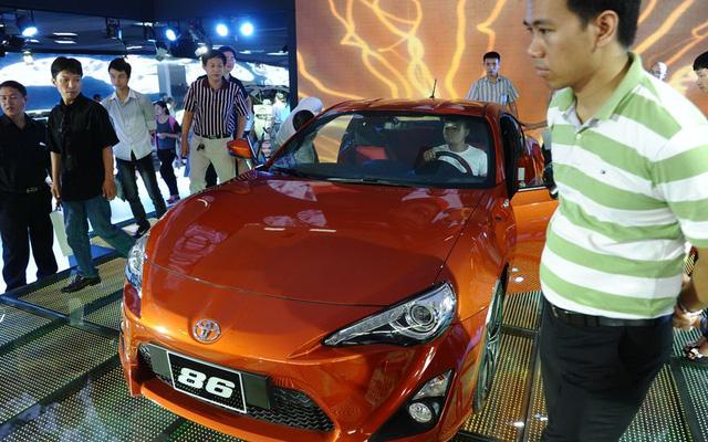 Ô tô giảm giá trăm triệu: Năm mới háo hức mua xe - Ảnh 1.